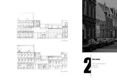 Image and making-infill facade