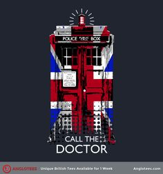 Call the Doctor - Anglotees