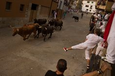 Los encierros de toros: la tradición imprescindible en todos los pueblos y ciudades de España