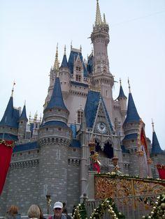 The Magic Kingdon - Disney World Resort