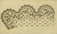EKDuncan - My Fanciful Muse: Regency Era Needlework Patterns from Ackermann's Repository 1811-1815
