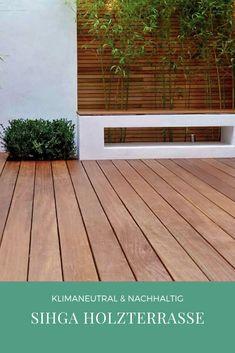 Nachhaltige Holzterrasse mit bis zu 10 Jahren Garantie & Wartung. Neutral, Garage Doors, Deck, Outdoor Decor, Home Decor, Sustainability, Lawn And Garden, Decoration Home, Room Decor
