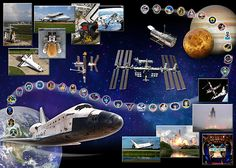 Murals Commemorate Space Shuttle Legacy | SpaceRef - Your Space Reference