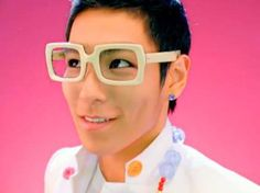 Lollipop part2 BIGBANG TOP eyeware