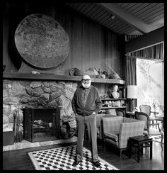 Ansel Adams one of the greatest photographers that ever lived!