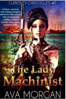 The Lady Machinist: Curiosity Chronicles (Science-Fiction/Romance/Steampunk) Steampunk Movies, Steampunk Book, Steampunk Festival, Steampunk Cosplay, Etiquette And Espionage, Gail Carriger, Alternate History, Romance Authors, Stock Art