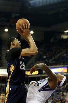 New Orleans Pelicans Anthony Davis