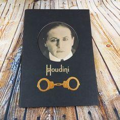 Houdini Art and Magic Book by Brooke Kamin Rapaport Hard Cover Jewish Museum