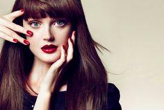4 tips para usar labial rojo durante el día con éxito