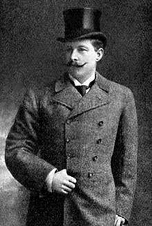 Sir Cosmo Edmund Duff-Gordon ~ 1st Class Passenger and Survivor of Titanic http://www.wikitree.com/wiki/Duff-Gordon-1 #wikitree #genealogy #titanic