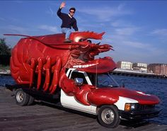 Art the Lobster