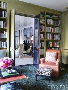 Habitually Chic®  » At Home with Kate Rheinstein Brodsky