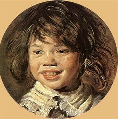 The Laughing Child - Frans Hals