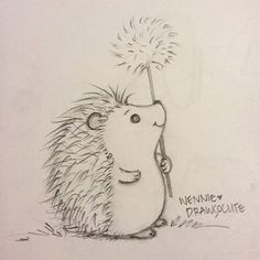 BD hérisson – BD hérisson – # hérisson The post BD hérisson – # hérisson # Zeichnung appeared first on Frisuren Tips - People Drawing Cool Art Drawings, Cute Animal Drawings, Pencil Art Drawings, Art Drawings Sketches, Disney Drawings, Drawing Animals, Cute Little Drawings, Animal Sketches Easy, Easy Drawings Of Animals