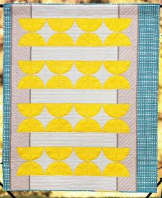 Handmade Item and Made To Order! Five Size Available: Throw, Twin, Queen, King and California/Super King! Made with Kona Cotton, a little bit microfiber and so much love ? Yellow Quilts, Silky Touch, Color Studies, Custom Quilts, Blanket Sizes, Decorative Throws, Vintage Colors, Quilt Making, Fiber Art