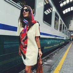 Hermes scarf lovely