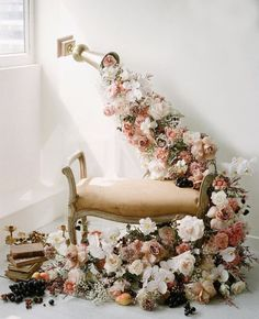 All brides think of having the perfect wedding day, however for this they need the perfect bridal dress, with the bridesmaid's dresses actually complimenting the wedding brides dress. Here are a number of suggestions on wedding dresses. Wedding Look. Wedding Tips, Trendy Wedding, Floral Wedding, Perfect Wedding, Wedding Ceremony, Wedding Flowers, Bouquet Wedding, Making A Wedding Dress, Flower Installation