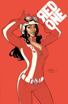 Another Russian spy uncovered in RED ONE, ANOTHERRUSSIAN SPY UNCOVERED IN RED ONE The all-new suspense series launches in March Xavier Dorison (Long John Silver, The Third Testament) and T...,  #Image #ImageComics #RachelDodson #REDONE #TerryDodson #XAVIERDORISON
