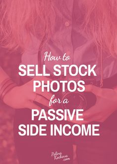 Most people think that one needs to be a professional photographer to sell stock photos. However, anyone can do it! You just need a camera - any kind.