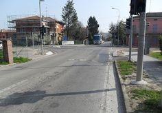 Provincia di Modena: manutenzioni stradali nellarea nord oggi si parte da Camposanto
