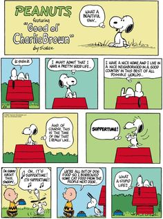 Peanuts  ~  August 16, 2015 . . . originally published August 18, 1968.