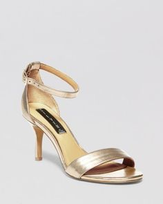 STEVEN BY STEVE MADDEN Evening Sandals - Viienna High Heel | Bloomingdales's