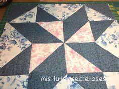 Estrellas de Patchwork 13