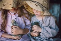 little bunnies - nobonu - photo: Veronika G Photography