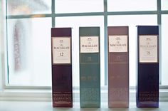 The Macallan line up!