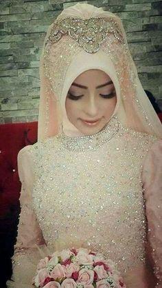 Hijab bride