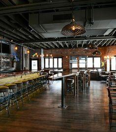 Blue Dragon Restaurant Interior