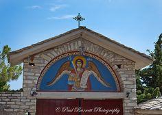 Monastery Gateway #Travelphotography #Photography #Thassos #Monastery #Religion
