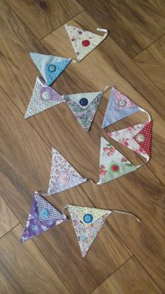 Button Bunting