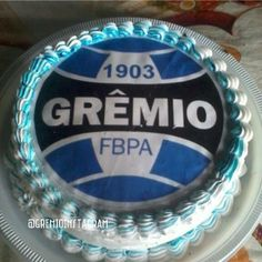 Parabéns gremista, uma torta para você!