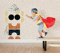 Kinderzimmer Piraten-Jungen Einrichtung