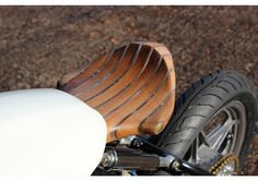 Never idle - Thassophobia Honda CB450 ~ Return of the Cafe Racers