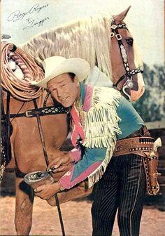 Página Luis Peix - RJ :: 70 ANOS DE GIBIS Colt 45, Tv Westerns, Roy Rogers, Happy Trails, Old Tv, Princess Zelda, Horses, Comics, Classic