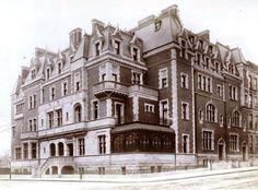Henry G. Marquand Mansion, Madison Avenue and East 68th Street