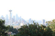 Kerry Park in Seattle, WA
