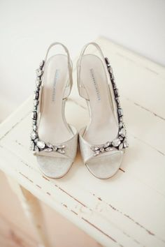 vera wang lavender sparkly shoes