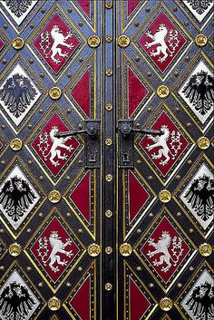 Cherish the doors in life which happen to be as equally inspiring as what lies behind.