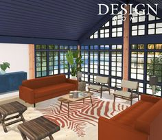 Interior Design Games, Design Home App, House Design, Home Comforts, Outdoor Furniture Sets, Outdoor Decor, House Rooms, My Room, Patio