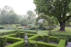 Private Gardens - Secret Garden Landscaping Ideas