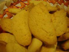 LE  RICETTE DI CHARA: Biscotti con farina di riso e farina di mais senza...