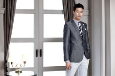 jo insung for j. hass s/s 2013 campaign