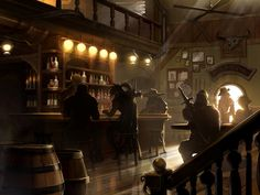Tavern by LEE MINGI
