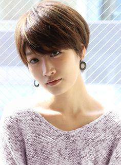 《30代40代》大人女性に人気ショート【Reuna】http://beautynavi.woman.excite.co.jp/style/detail/51605?pint≪ #shorthair #shortstyle #shorthairstyle #hairstyle・ショート・ヘアスタイル・髪形・髪型≫