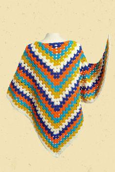 Die 105 Besten Bilder Von Crochet Poncho Crochet Poncho Yarns Und