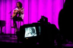 Captured... The musical delight... The ambience... Katie Melua