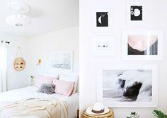 Bedroom love   Soft pink